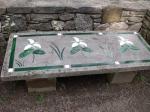 bg trillium bench